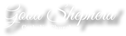 Good Shepherd Catholic Church Logo
