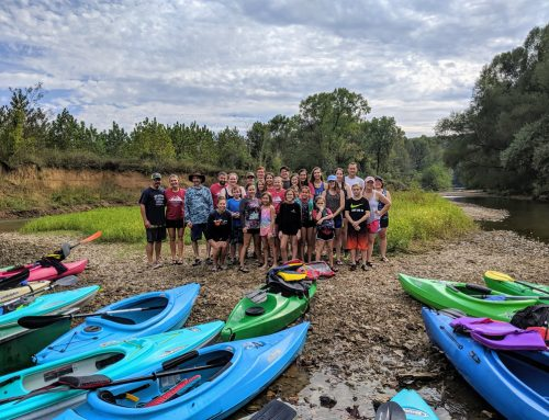 2019 Youth Group Float Trip