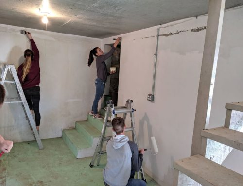 Youth Group Work Day 11-03-2019