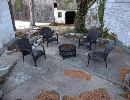 Fire Pit for the Outdoor Patio