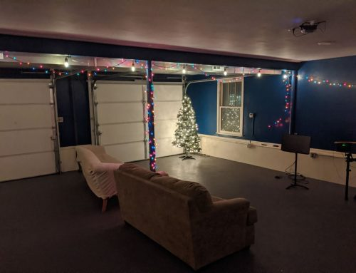 Youth Group Christmas Decorations