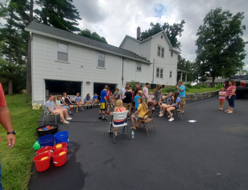 Youth Group Icebreaker Day