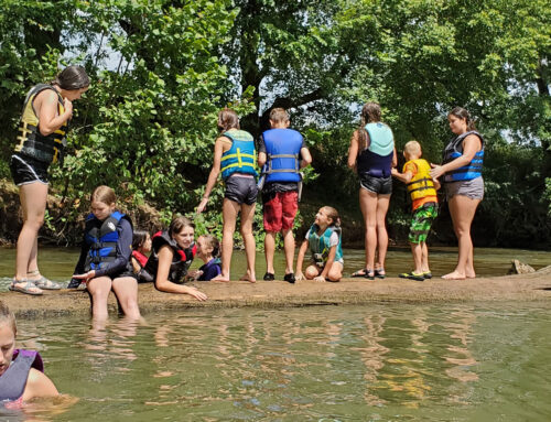 2021 Youth Group Float Trip